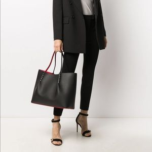 Christian Louboutin tote in black large, New
